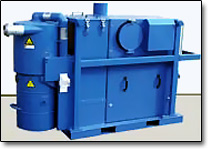 S-3 С/B1<BR>Съемный сборный контейнер 160 литров.<BR>Соответствует норме BIA ZH 1/487/C,<BR>класс пыли М и тип исполнения В1.<BR>Дополнительное оснащение:<BR>рама для транспортировки<BR>краном / защитная рама