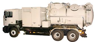 BlowVac SL 8200 Diesel (ATEX)