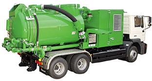 BlowVac SL 4000 / 6000 Diesel