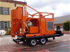 VacTrailer S-6, Diesel, 84 кВт